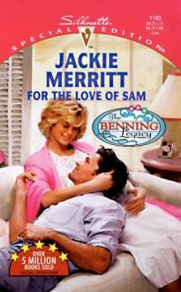 For The Love Of Sam - Jackie Merritt