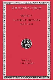 Pliny: Natural History, Volume VIII, Books 28-32. Index of Fishes. (Loeb Classical Library No. 418) - Pliny the Elder, W.H.S. Jones