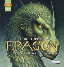 Eragon - Das Erbe der Macht: MP3 von Christopher Paolini Ausgabe ungekürzte Lesung (2011) - Christopher Paolini