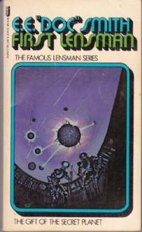 """First Lensman (The Lensman Series) - Jack Gaughan,E.E. """"Doc"""" Smith"""