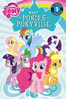 My Little Pony: Meet the Ponies of Ponyville - Olivia London