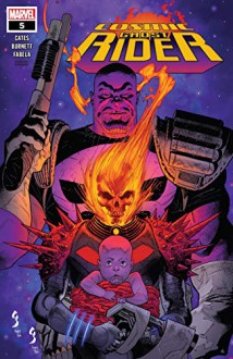 Cosmic Ghost Rider (2018) #5 (of 5) - Donny Cates,Dylan Burnett,Geoff Shaw