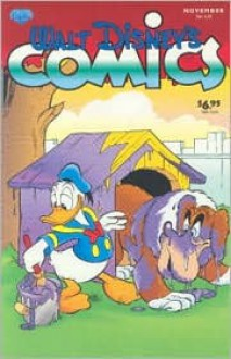 Walt Disney's Comics and Stories #638 - William Van Horn, Byron Erickson, John Lustig, Carl Barks, Dick Kinney, Jack Sutter