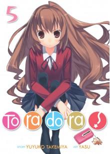 Toradora! (Light Novel) Vol. 5 - Yuyuko Takemiya