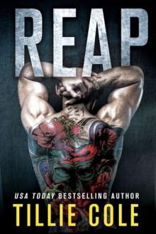 Reap: A Scarred Souls Novel - Tillie Cole