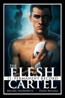 The Flesh Cartel #11: Permanent Record (The Flesh Cartel Season 4: Liberation) - Heidi Belleau,Rachel Haimowitz