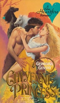 Cheyenne Princess (The Durango Family) - Georgina Gentry