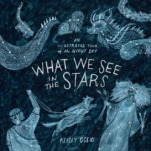 What We See in the Stars: An Illustrated Tour of the Night Sky - Kelsey Oseid