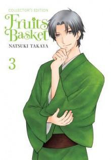 Fruits Basket Collector's Edition #3 - Natsuki Takaya
