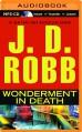 Wonderment in Death (In Death Series) - J.D. Robb, Susan Ericksen