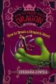 How to Break a Dragon's Heart (Hiccup Horrendous Haddock III #8) - Cressida Cowell