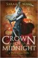 Crown of Midnight (Throne of Glass Series #2) - Sarah J. Maas