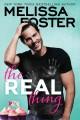 The Real Thing (Sugar Lake) - Melissa Foster
