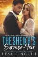 The Sheikh's Surprise Heir (The Karawi Sheikhs #1) - Leslie North