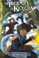 The Legend of Korra: Turf Wars Part One - Irene Koh, Various