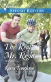 The Real Mr. Right - Karen Templeton