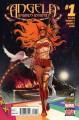 ANGELA: ASGARD'S ASSASSIN (2014) #1 - Kieron Gillen, Stephanie Hans, Marguerite Bennett, Phil Jimenez