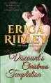 The Viscount's Christmas Temptation: Dukes of War #0.5 - Erica Ridley