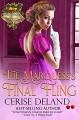 The Marquess's Final Fling (Christmas Belles #4) - Cerise DeLand
