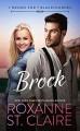 BROCK (7 Brides for 7 Blackthornes #5) - Roxanne St. Claire