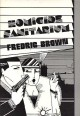 Homicide Sanitarium - Fredric Brown