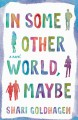 In Some Other World, Maybe: A Novel - Shari Goldhagen