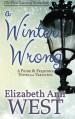 A Winter Wrong: A Pride and Prejudice Novella Variation (Seasons of Serendipity) (Volume 1) - Elizabeth Ann West