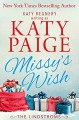 Missy's Wish (The Lindstroms Book 2) - Katy Regnery