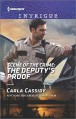 Scene of the Crime: The Deputy's Proof (Harlequin Intrigue) - Carla Cassidy