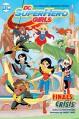 DC Super Hero Girls Vol. 1: Finals Crisis - Shea Fontana, Yancey Labat