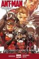 Ant-Man Vol. 1: Second-Chance Man - Nick Spencer, Ramon Rosanas, Jordan Boyd