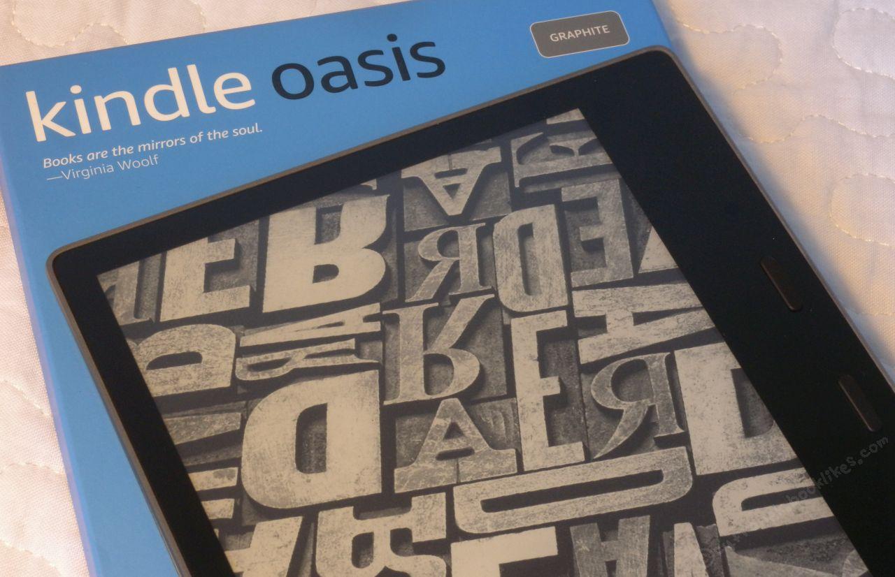 Kindle Oasis 3