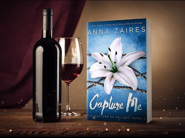 Capture Me by Anna Zaires on Kobo's October Sale