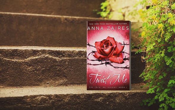 Twist me by Anna Zaires discounted on Amazon