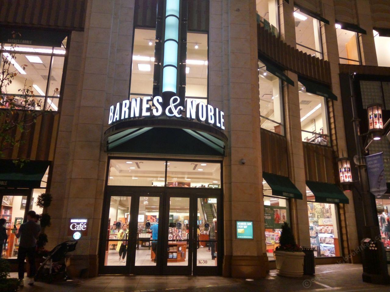 Barnes & Noble w Los Angeles