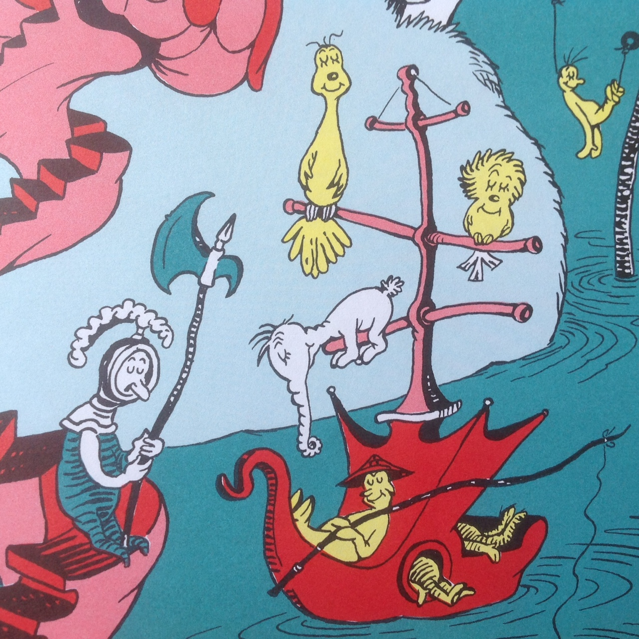 Dr Seuss Sleep Book