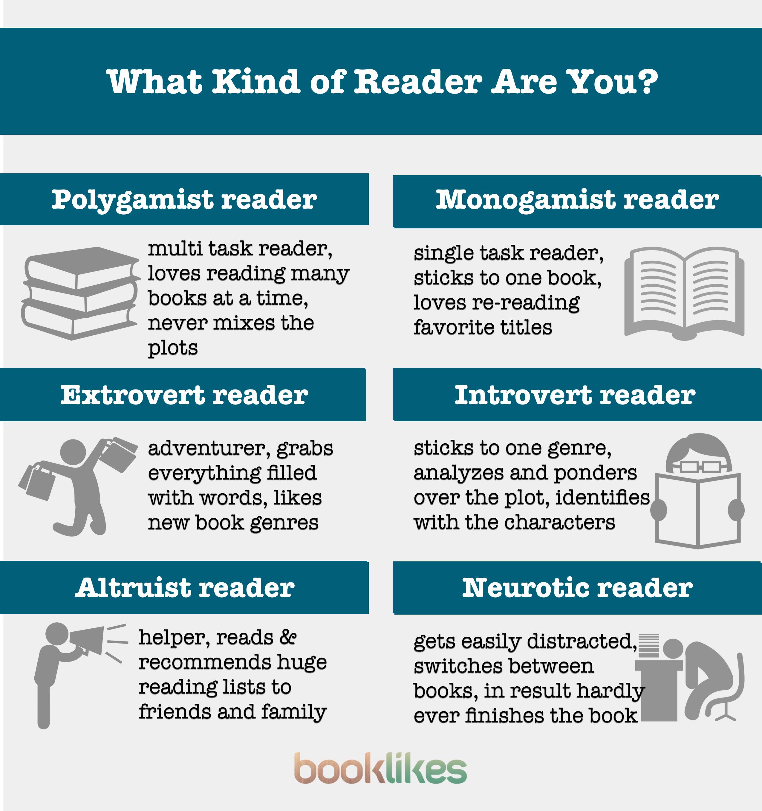 Een type lezer?